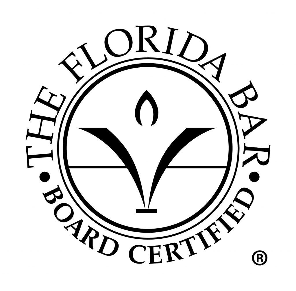 Florida Bar Board Certification Logo